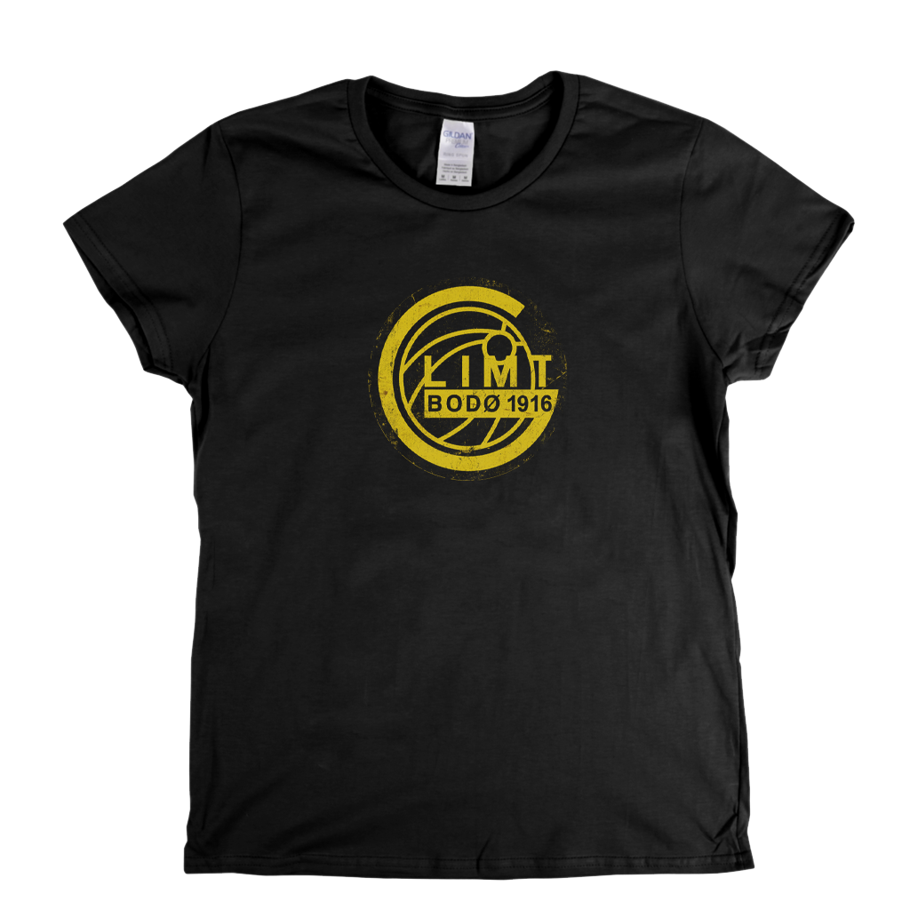 Bodo Glimt Badge Womens T-Shirt
