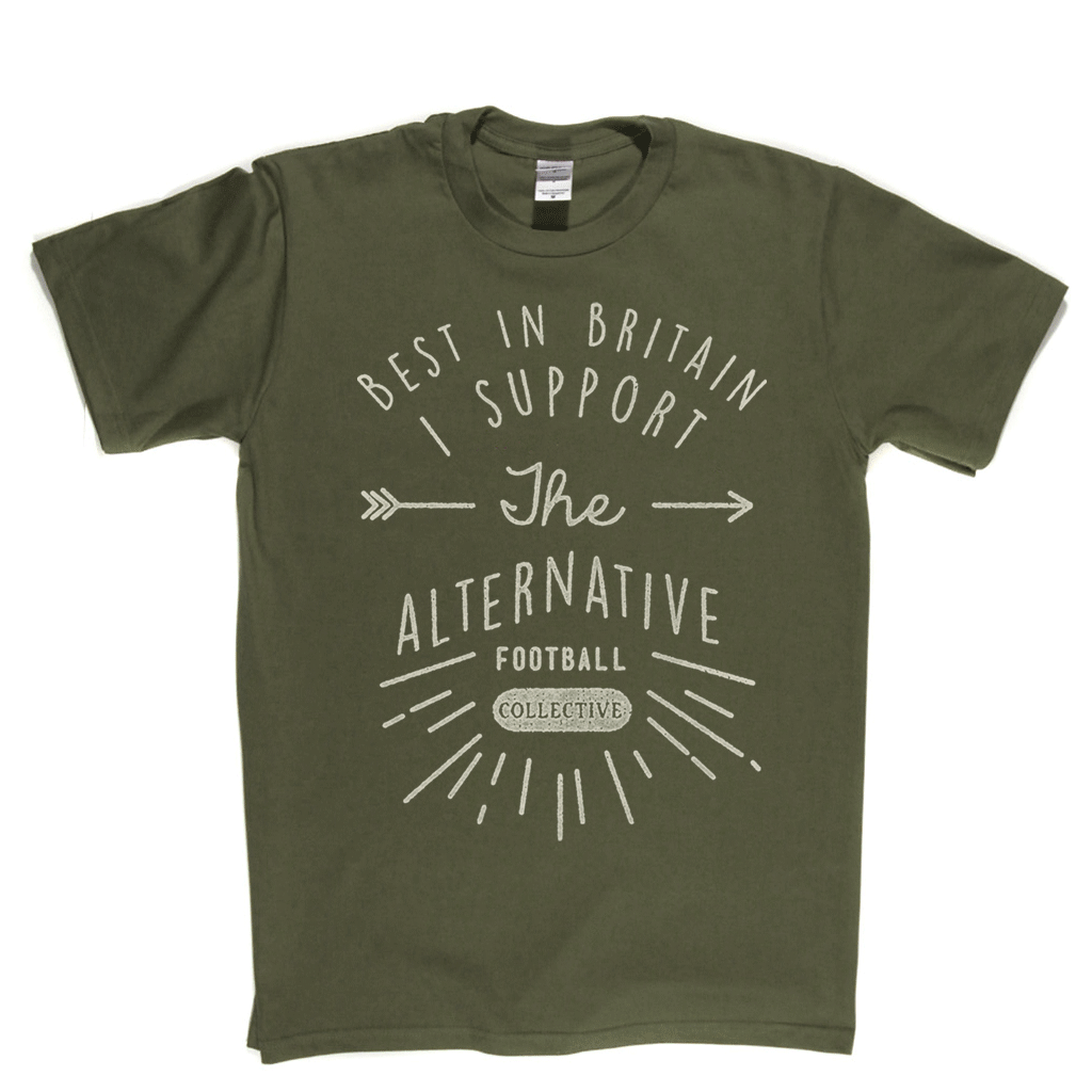 The Alternative Football Collective Regular T-Shirt