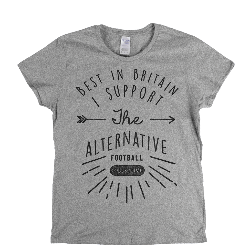 The Alternative Football Collective Womens T-Shirt