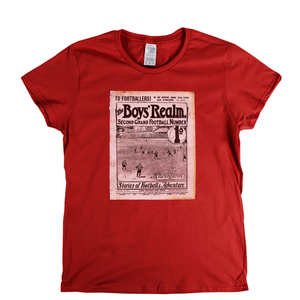The Boys Realm Womens T-Shirt