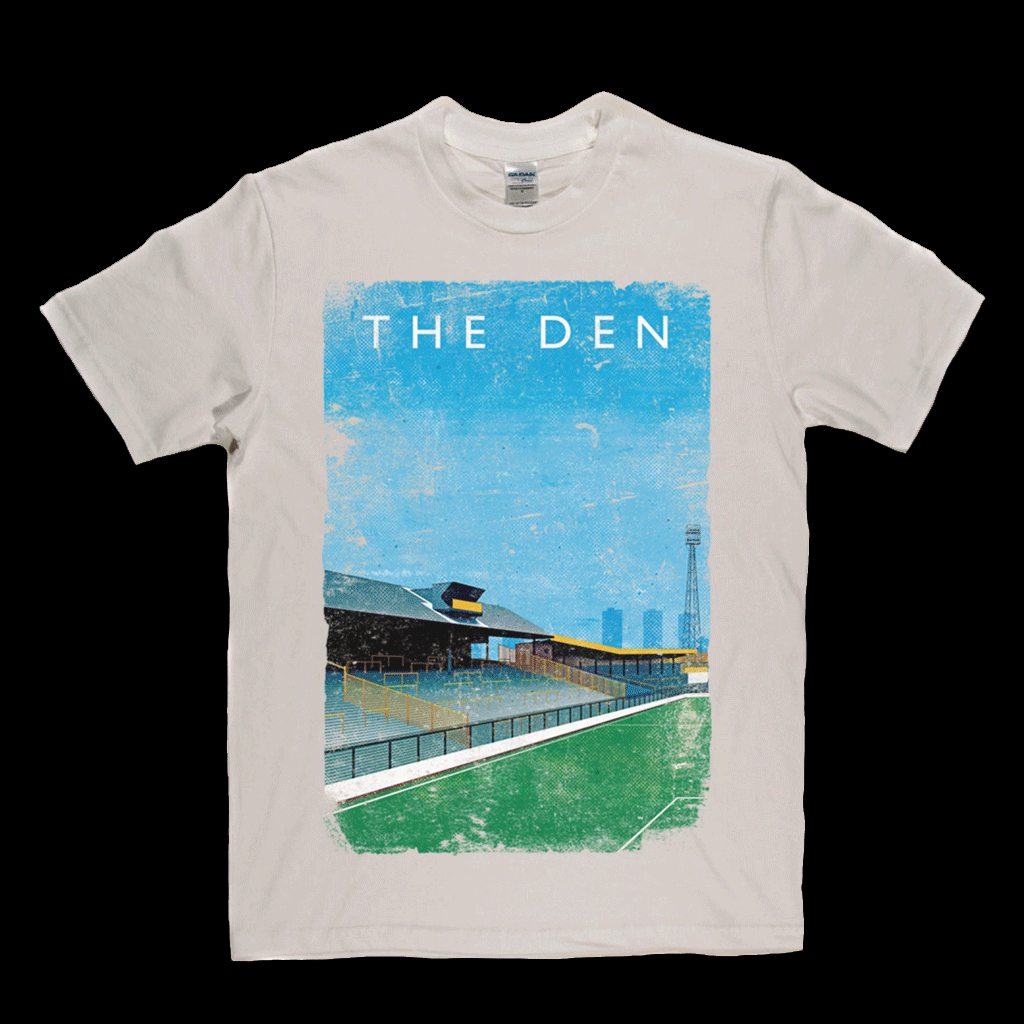 The Den Poster Regular T-Shirt
