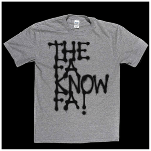 The FA Know FA Spraypaint Regular T-Shirt