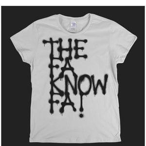 The FA Know FA Spraypaint Womens T-Shirt