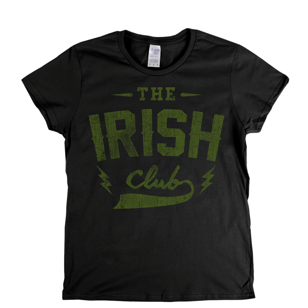 The Irish Club Womens T-Shirt