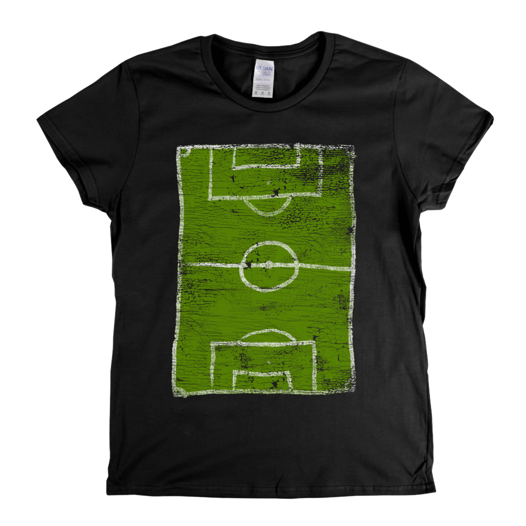 The Pitch Womens T-Shirt
