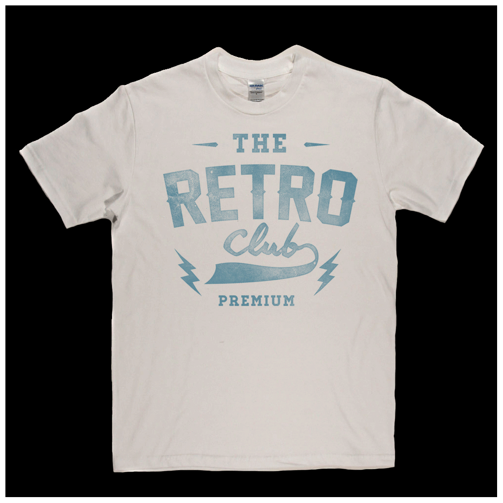 The Retro Club Regular T-Shirt