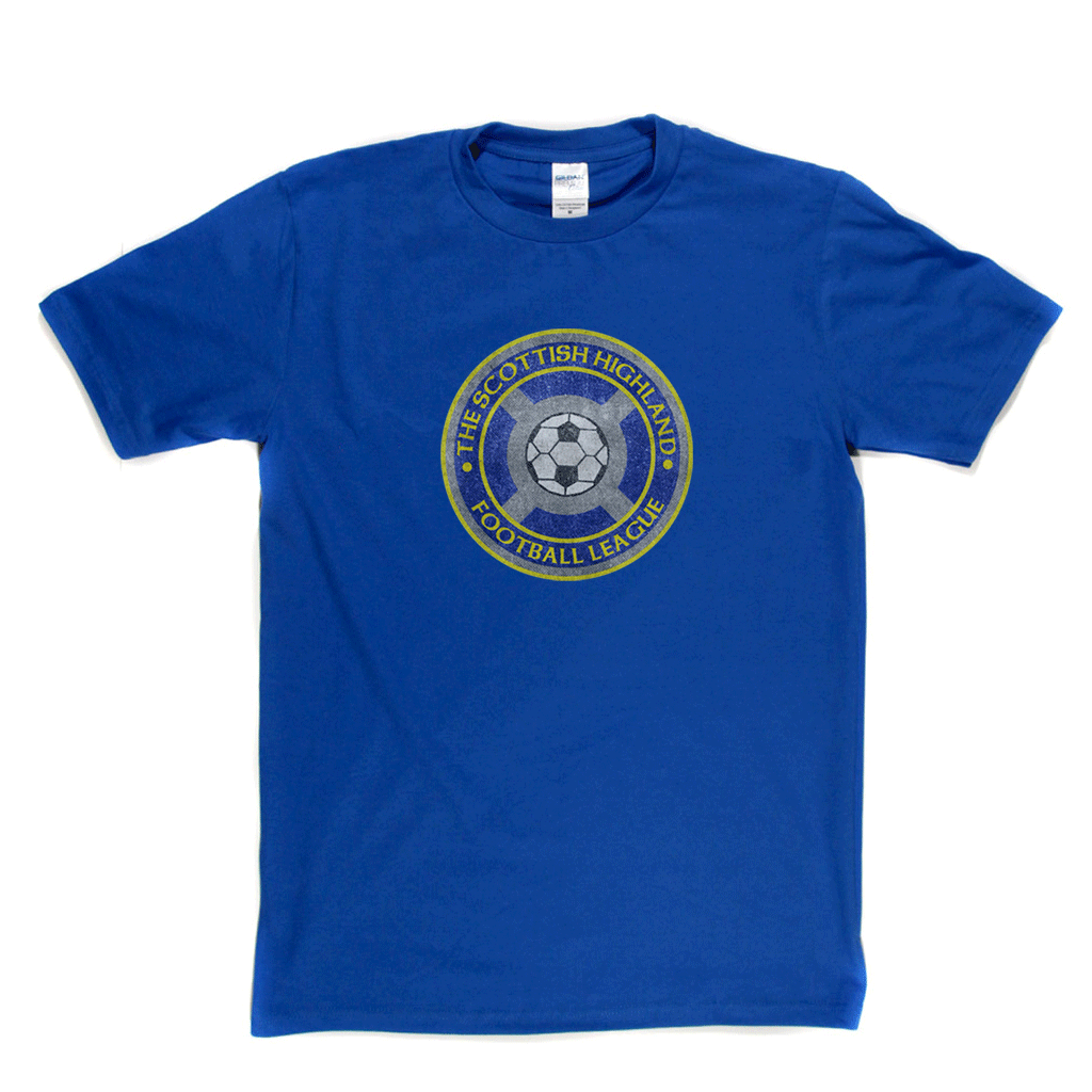 The Scottish Highland Football League Regular T-Shirt