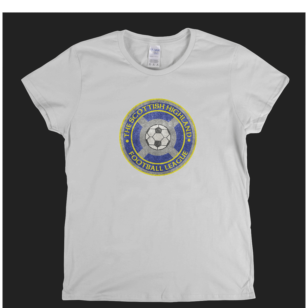 The Scottish Highland Football League Womens T-Shirt