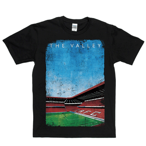 The Valley Ground Poster Regular T-Shirt