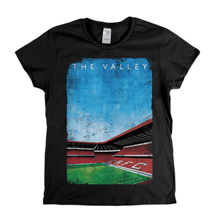 The Valley Ground Poster Womens T-Shirt