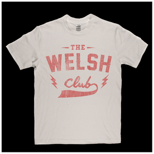 The Welsh Club Regular T-Shirt
