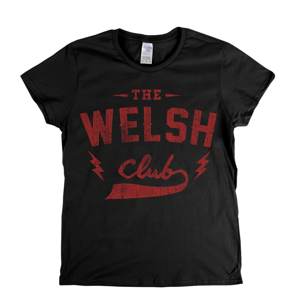 The Welsh Club Womens T-Shirt