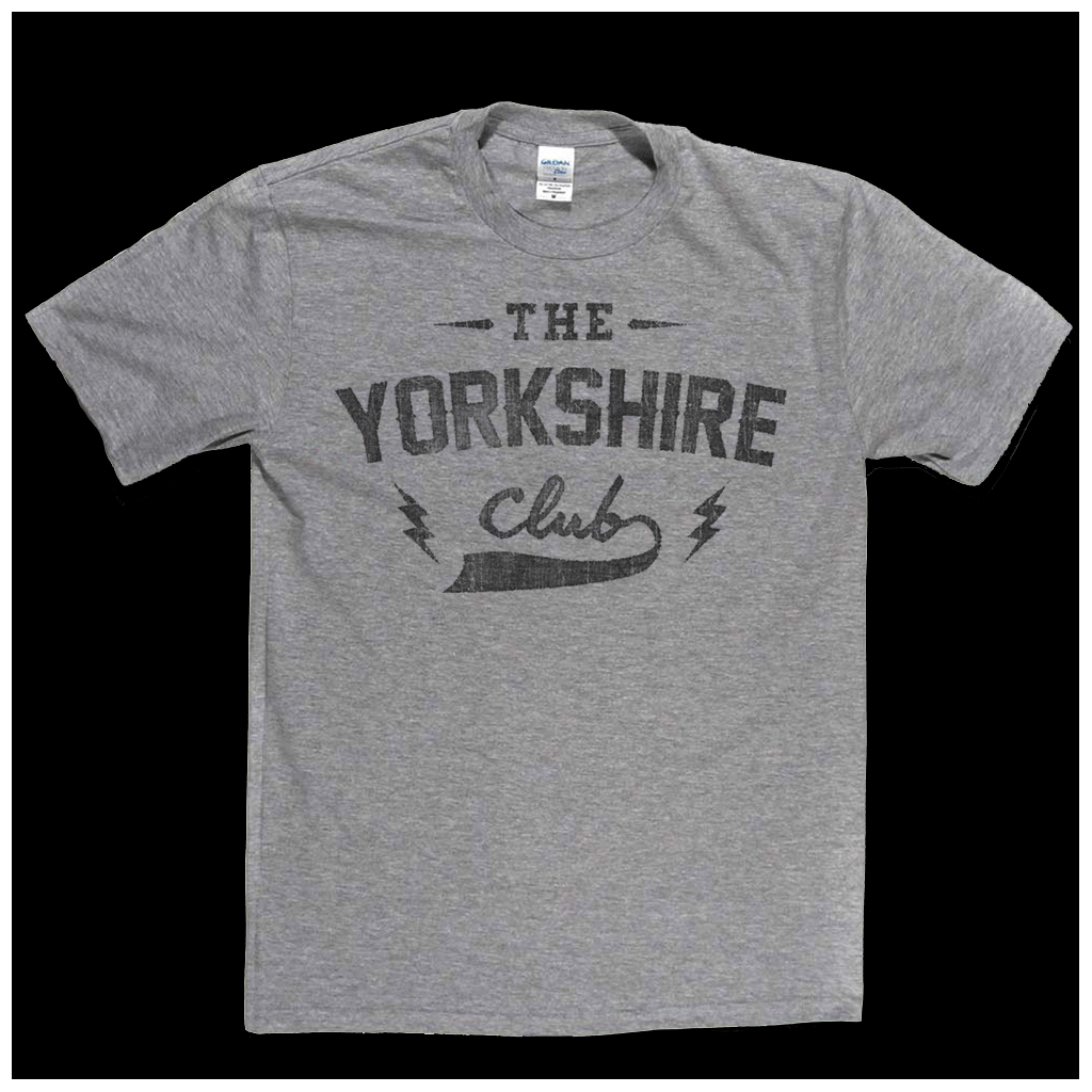 The Yorkshire Club Regular T-Shirt