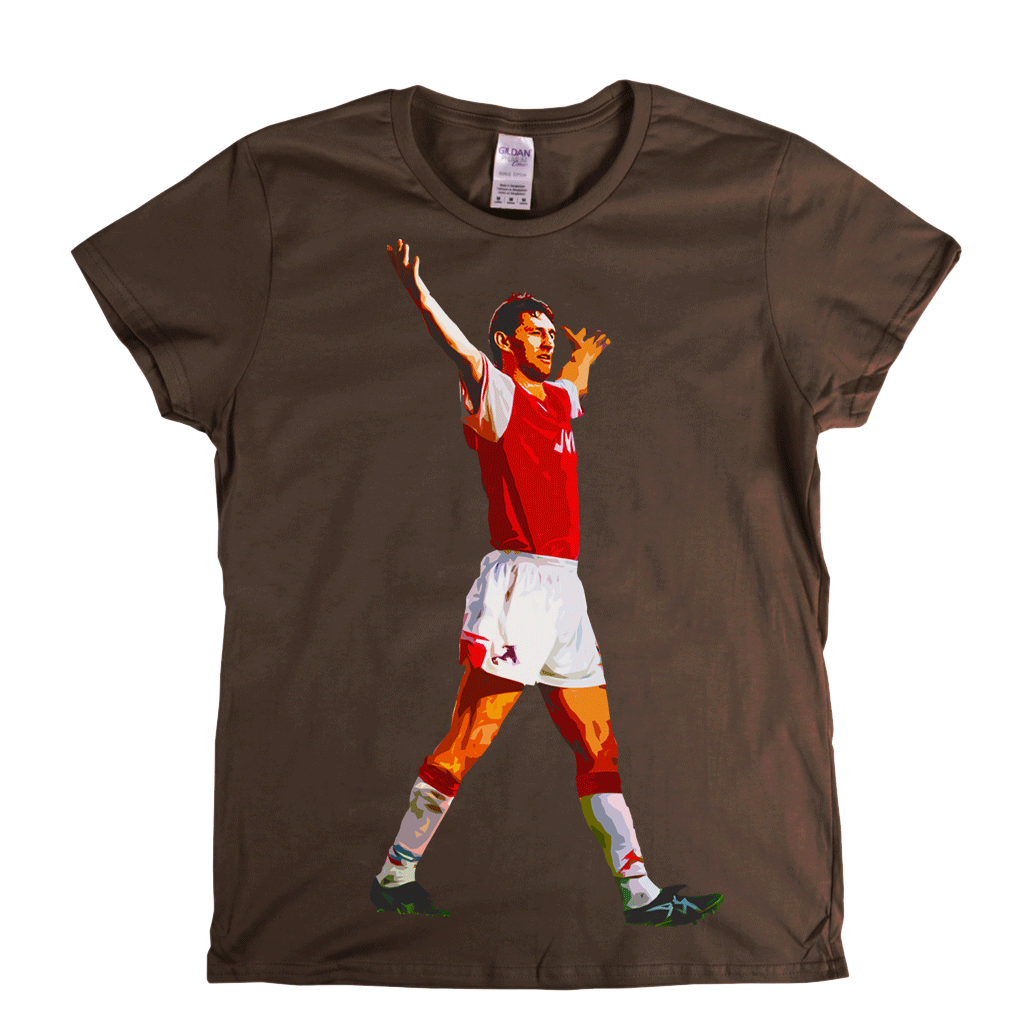 Tony Adams Womens T-Shirt