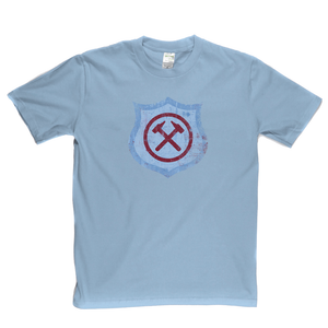West Ham 1923-50 Badge T-Shirt