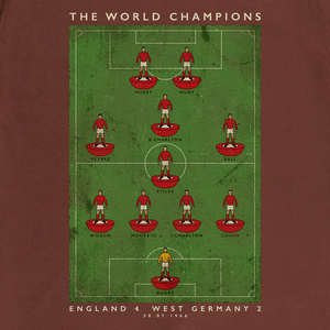 World Champions 1966 Womens T-Shirt