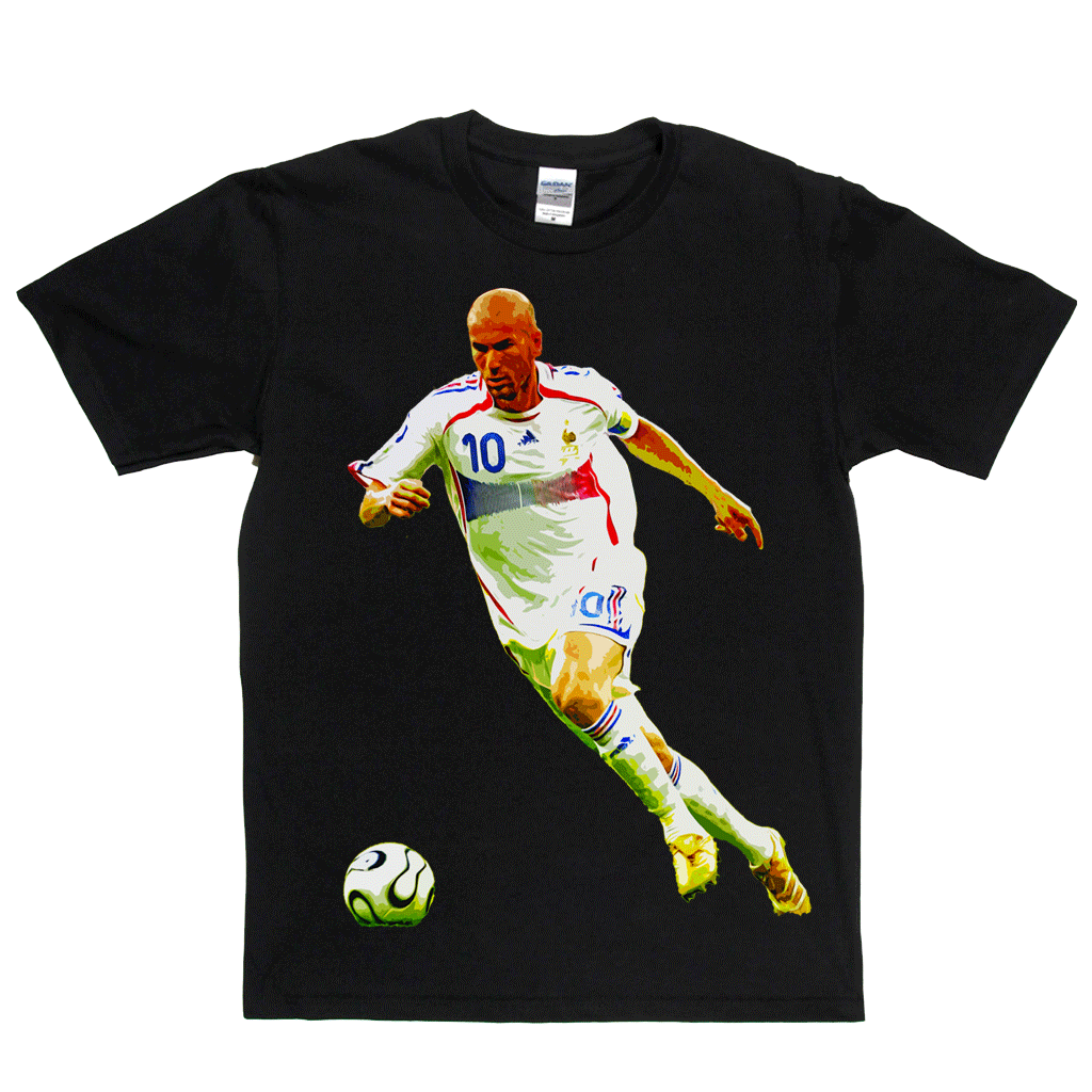 Zinedine Zidane Regular T-Shirt