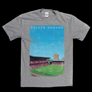 Boleyn Ground Poster Regular T-Shirt