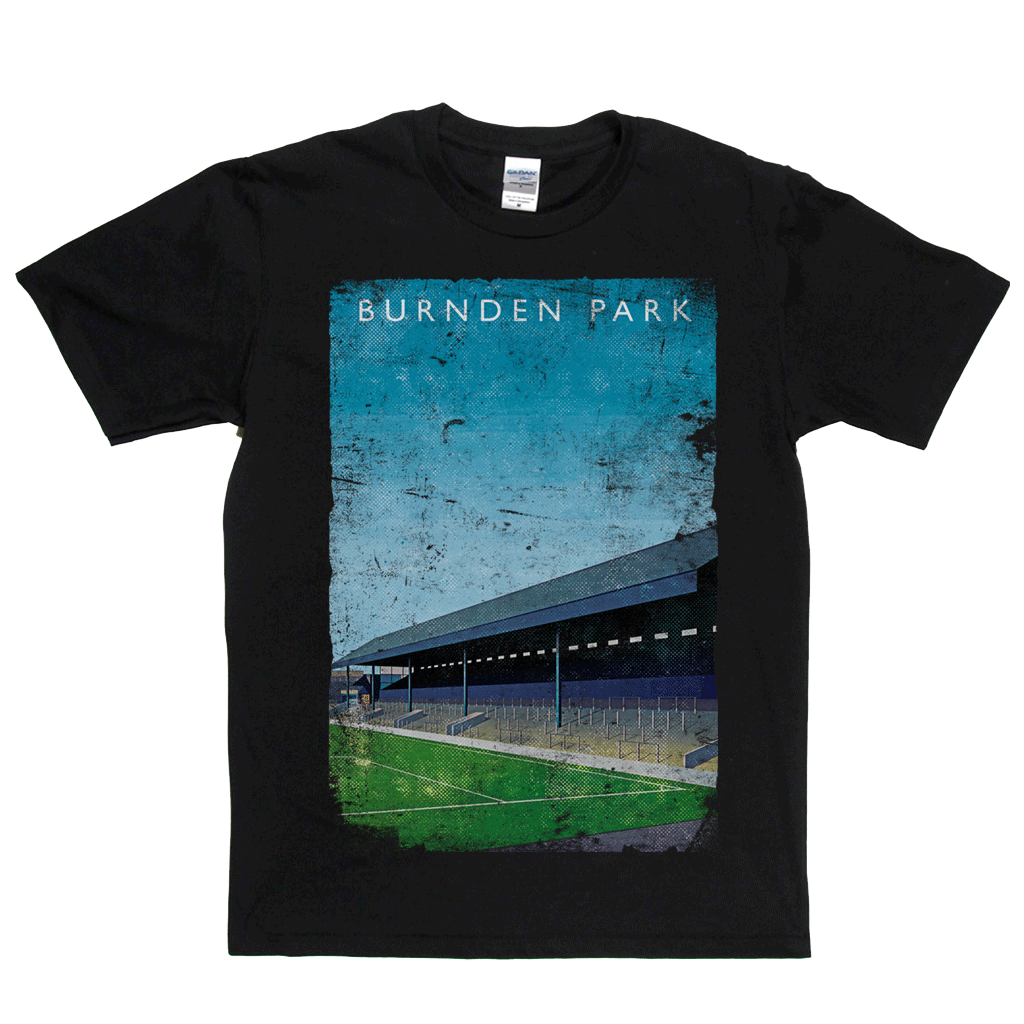 Burnden Park Poster Regular T-Shirt