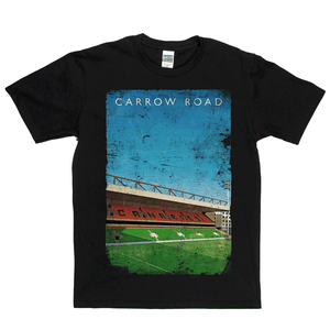 Carrow Road Poster Regular T-Shirt