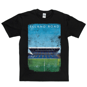 Elland Road Poster Regular T-Shirt