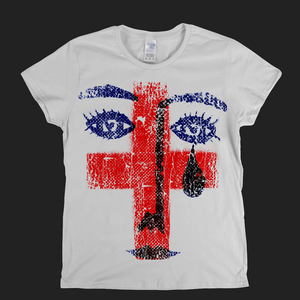 England Tears Womens T-Shirt
