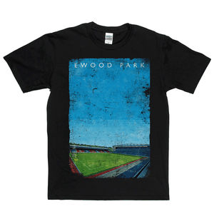 Ewood Park Poster Regular T-Shirt