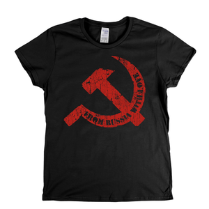 From Russia With Love Womens T-Shirt