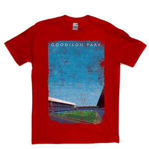 Goodison Park Poster Regular T-Shirt