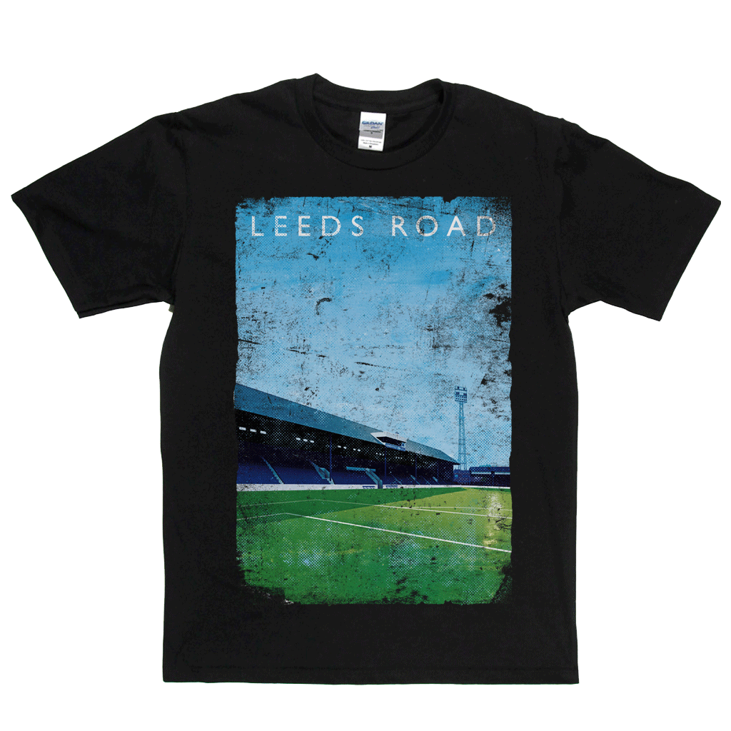 Leeds Road Poster Regular T-Shirt