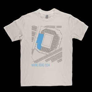 Maine Road 1934 Regular T-Shirt