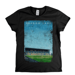 Meadow Lane Poster Womens T-Shirt