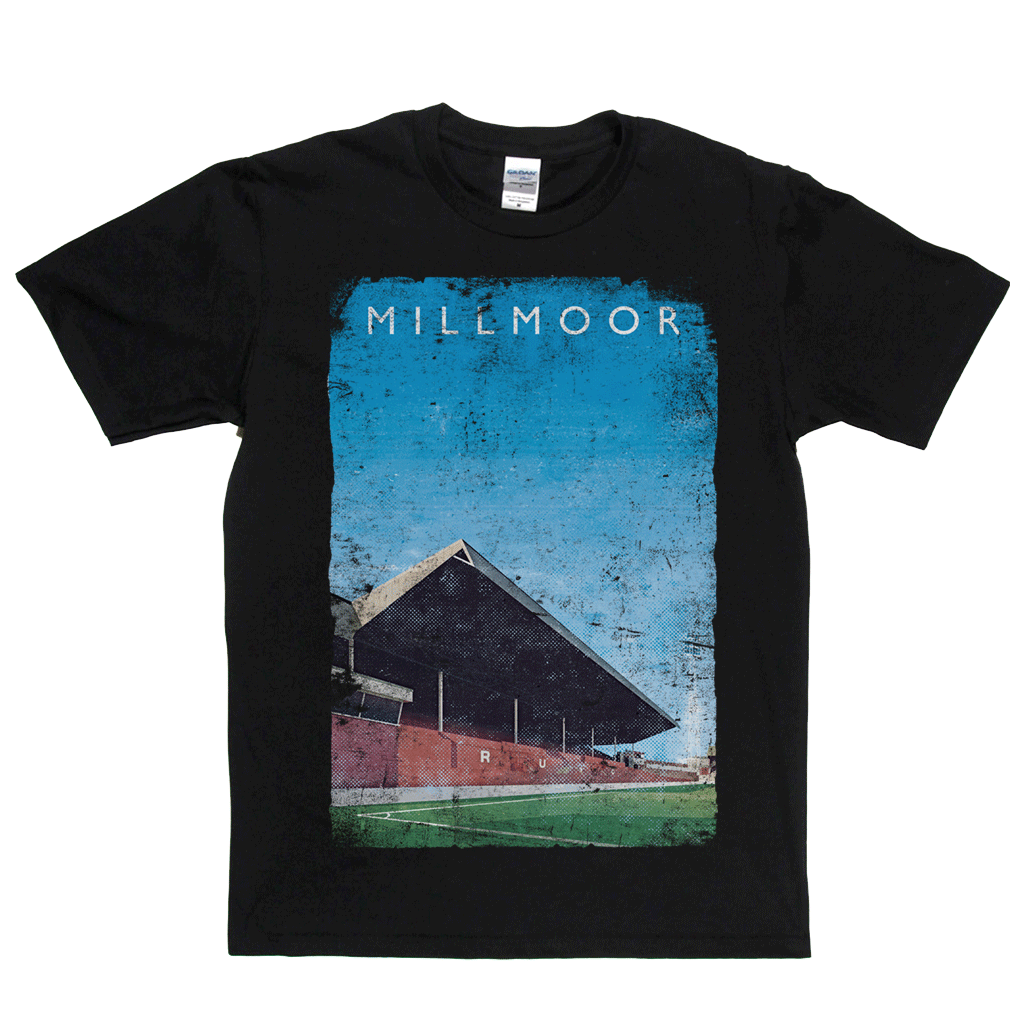 Millmoor Poster Regular T-Shirt