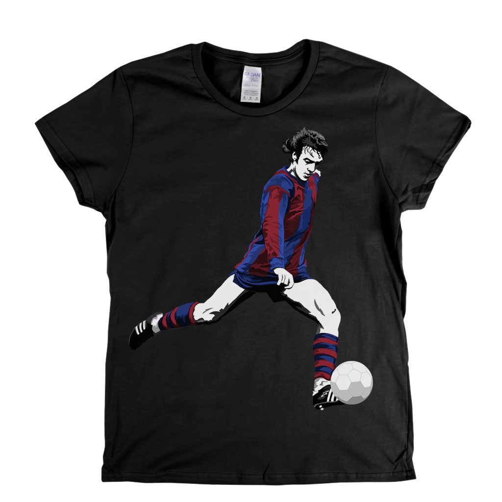 Neeskens Womens T-Shirt