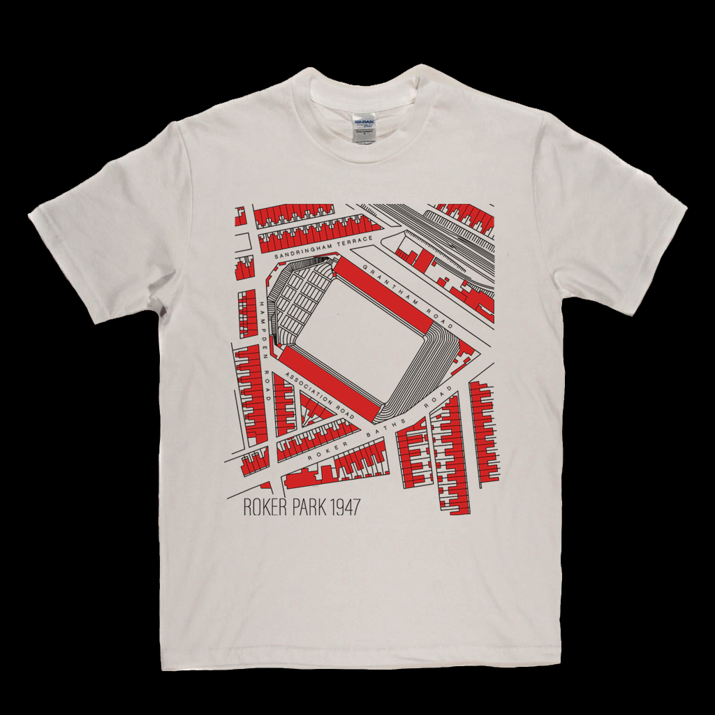 Roker Park 1947 Regular T-Shirt