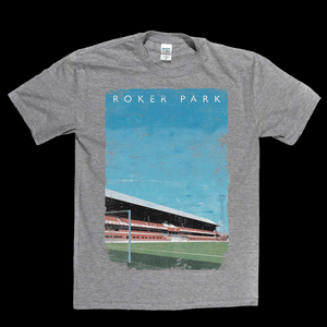 Roker Park Poster Regular T-Shirt