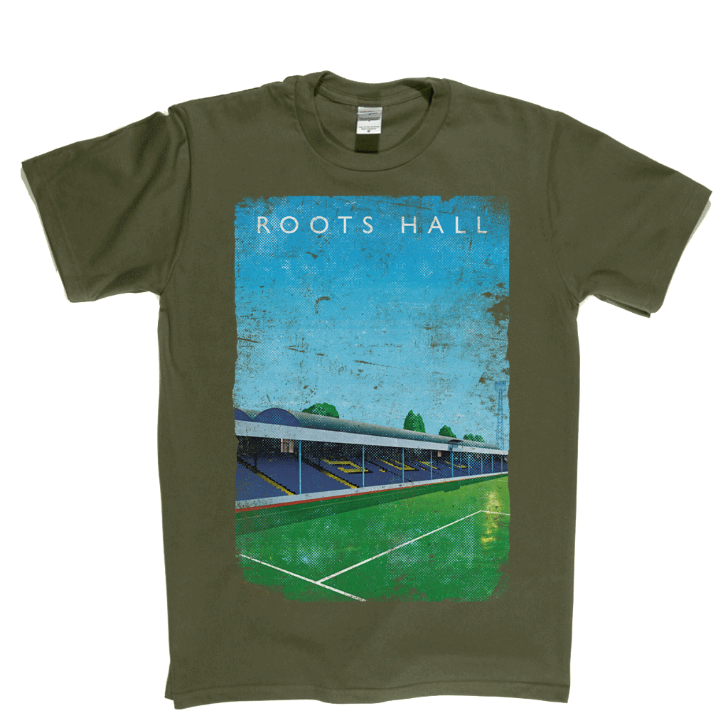 Roots Hall Poster Regular T-Shirt