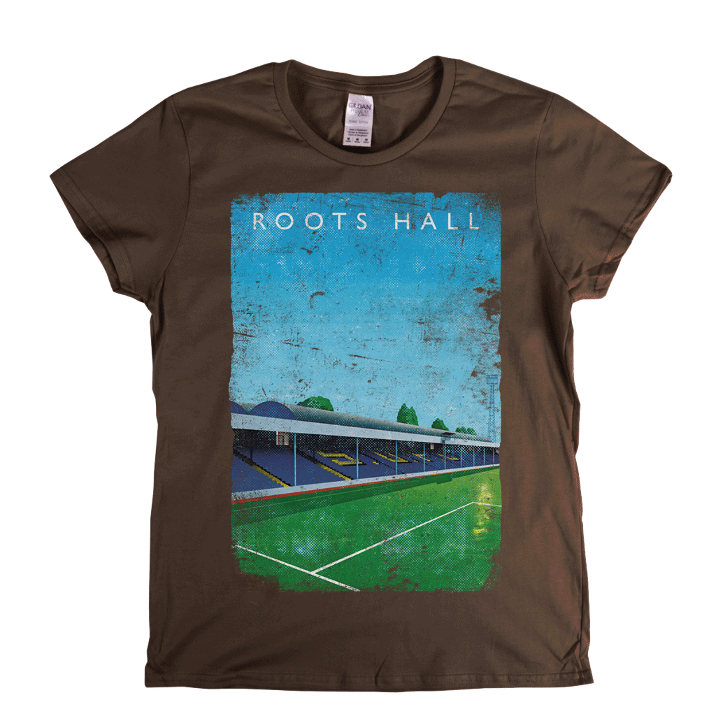 Roots Hall Poster Womens T-Shirt