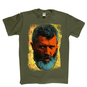 Roy Keane In Colour Regular T-Shirt