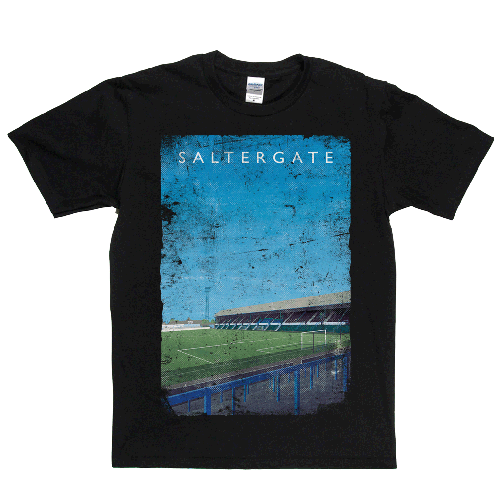 Saltergate Poster Regular T-Shirt