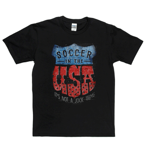 Soccer In The Usa Regular T-Shirt