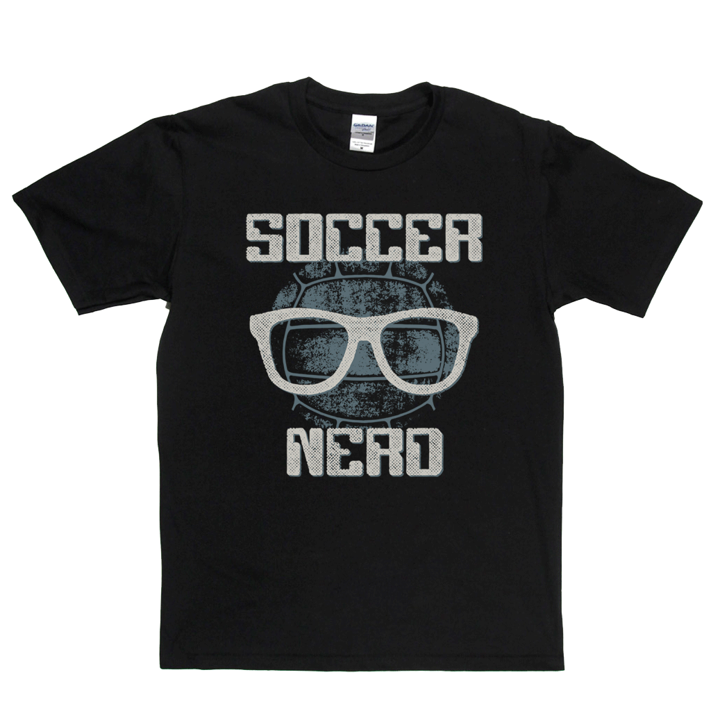 Soccer Nerd Regular T-Shirt