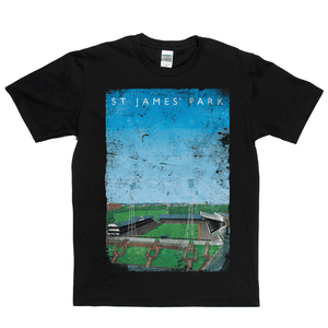 St James' Park Poster Regular T-Shirt