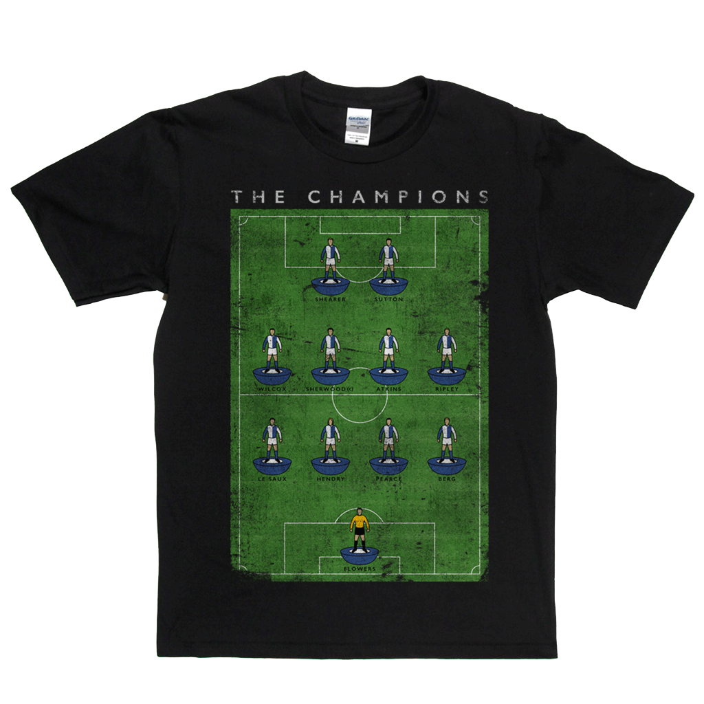 The Champions Regular T-Shirt