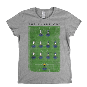 The Champions Womens T-Shirt