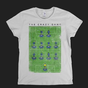 The Crazy Gang Womens T-Shirt