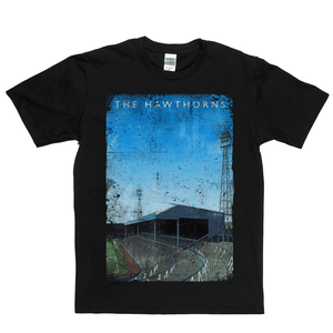 The Hawthorns Football Ground Poster Regular T-Shirt
