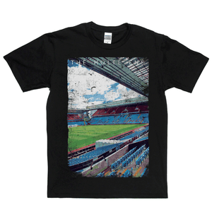 The Holte End Football Ground Poster Regular T-Shirt