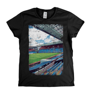 The Holte End Football Ground Poster Womens T-Shirt