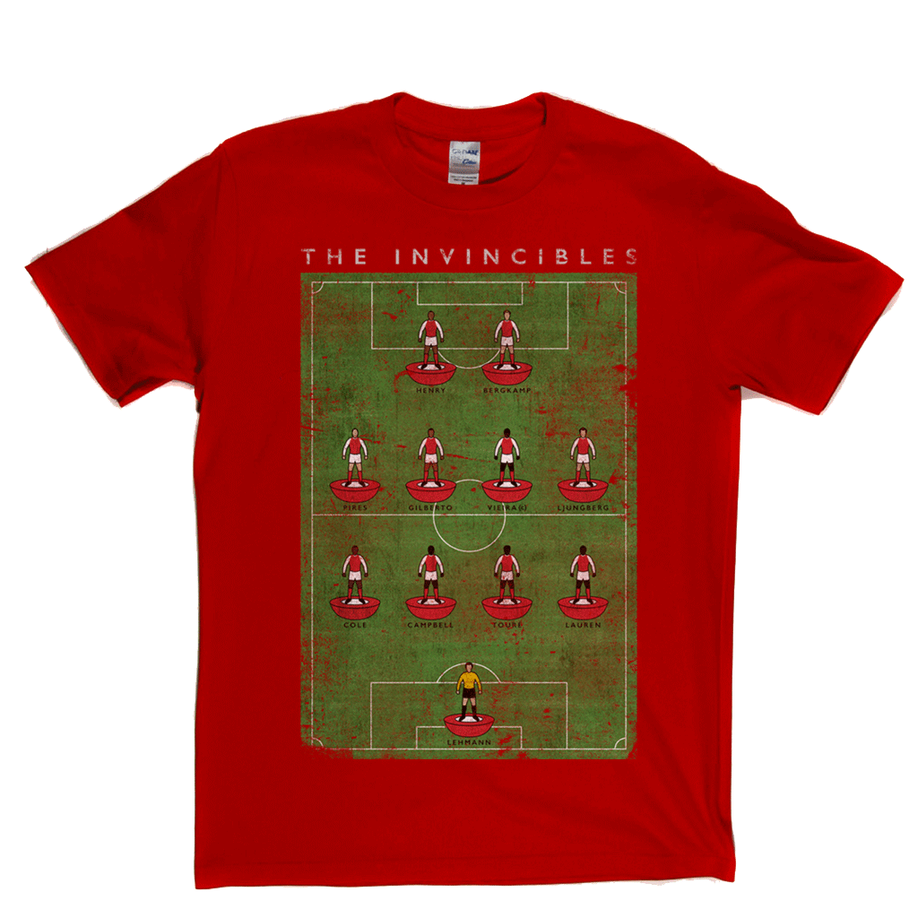 The Invincibles Regular T-Shirt